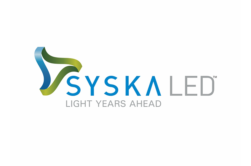 syska LED logo