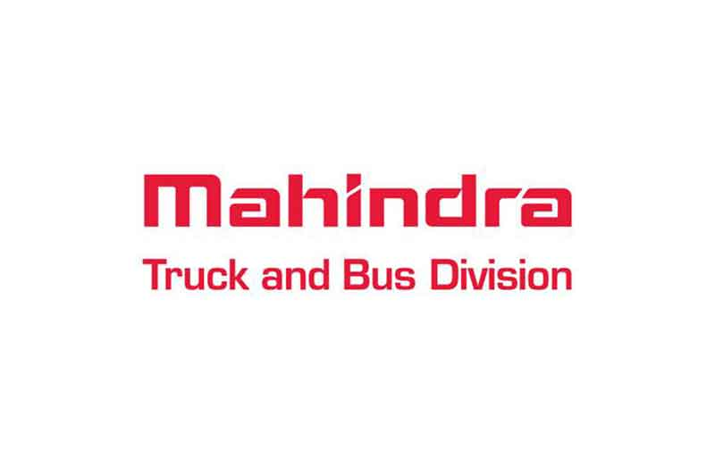 Mahindra truck and bus division logo