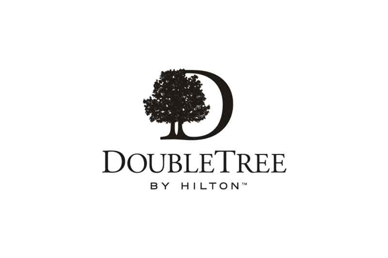 Double Tree by Hilton logo
