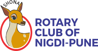 Rotary Club of Nigdi-Pune Logo